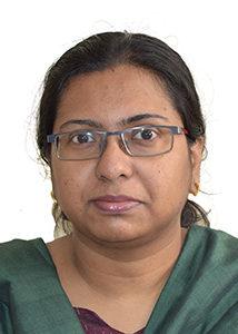 Dr Sutapa Roy