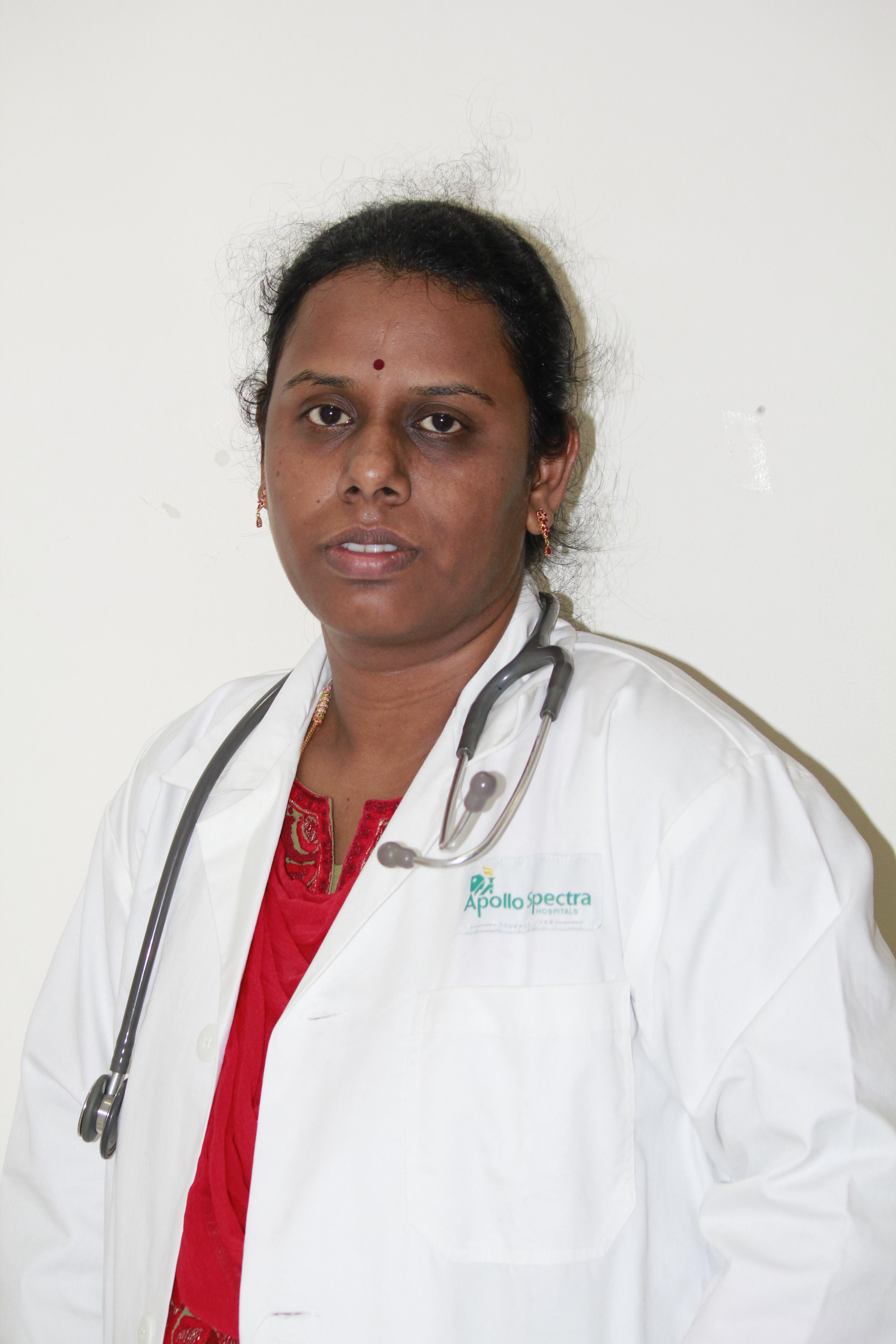 Dr Vasugi M