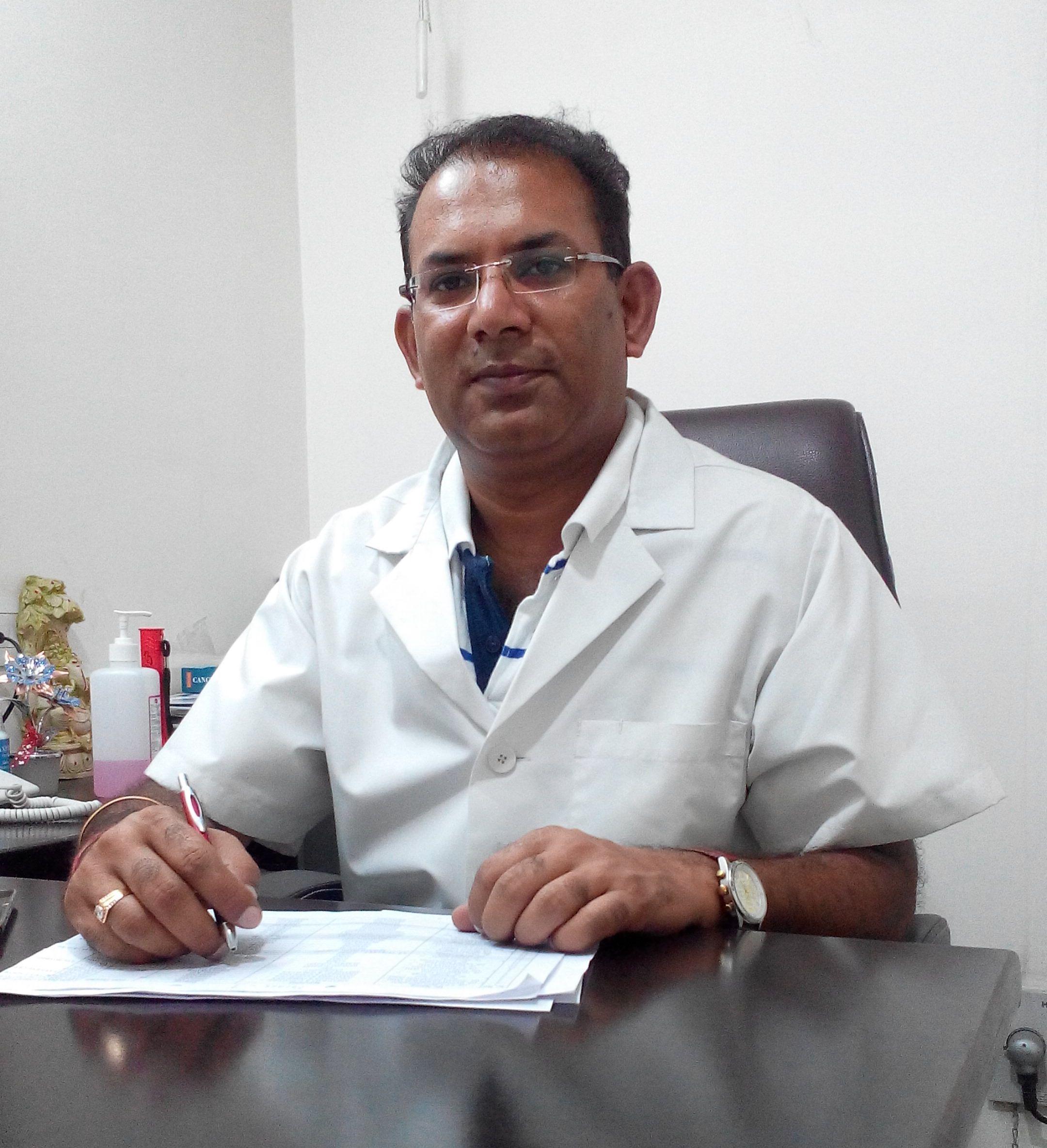Dr Vinod Nimbran
