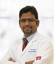 DR SURESH KUMAR ANNAMALAI