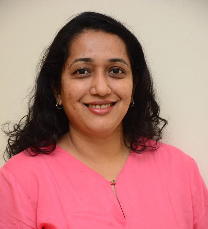 Dr Saraswati  Shanbhag