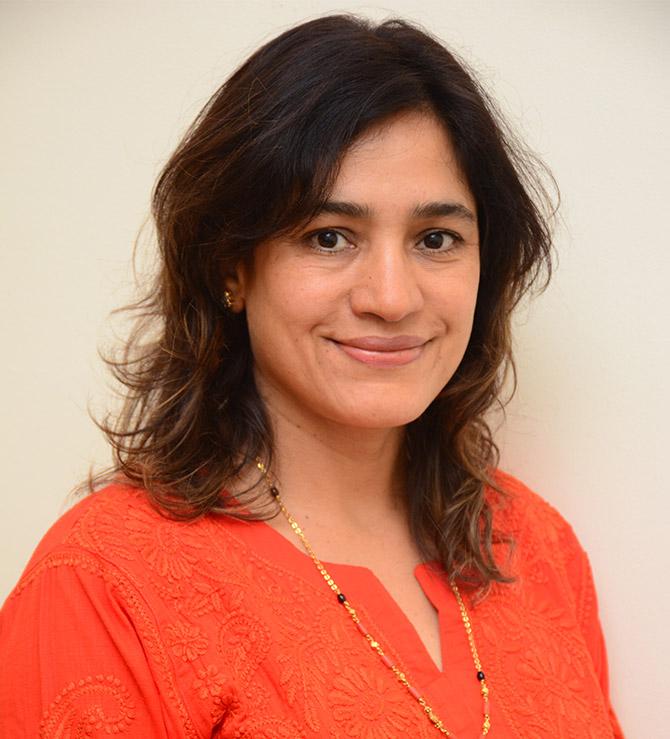 Dr Sunita  Kolke