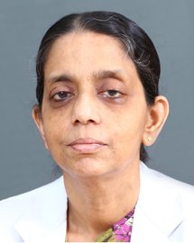 Dr Sheila  Madhusudhanan