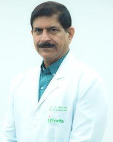 Dr Jagdish Chander Mohan