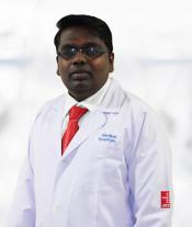 Dr Magnus Jayraj Mansard