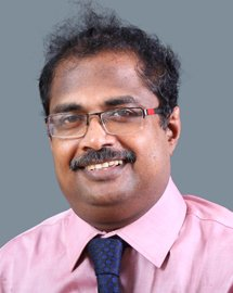 Dr Manoj B