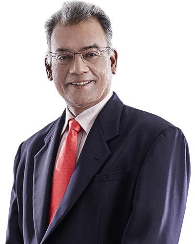 Dr N Ramesh AL  Narenthiranathan