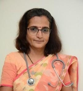 Dr Nutan  Desai