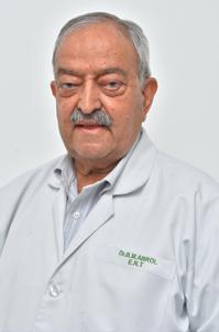 Dr Brij Mohan Abrol