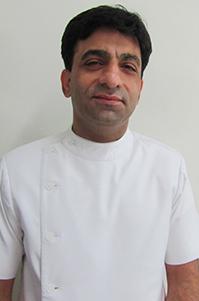 Dr Rahul Manchanda