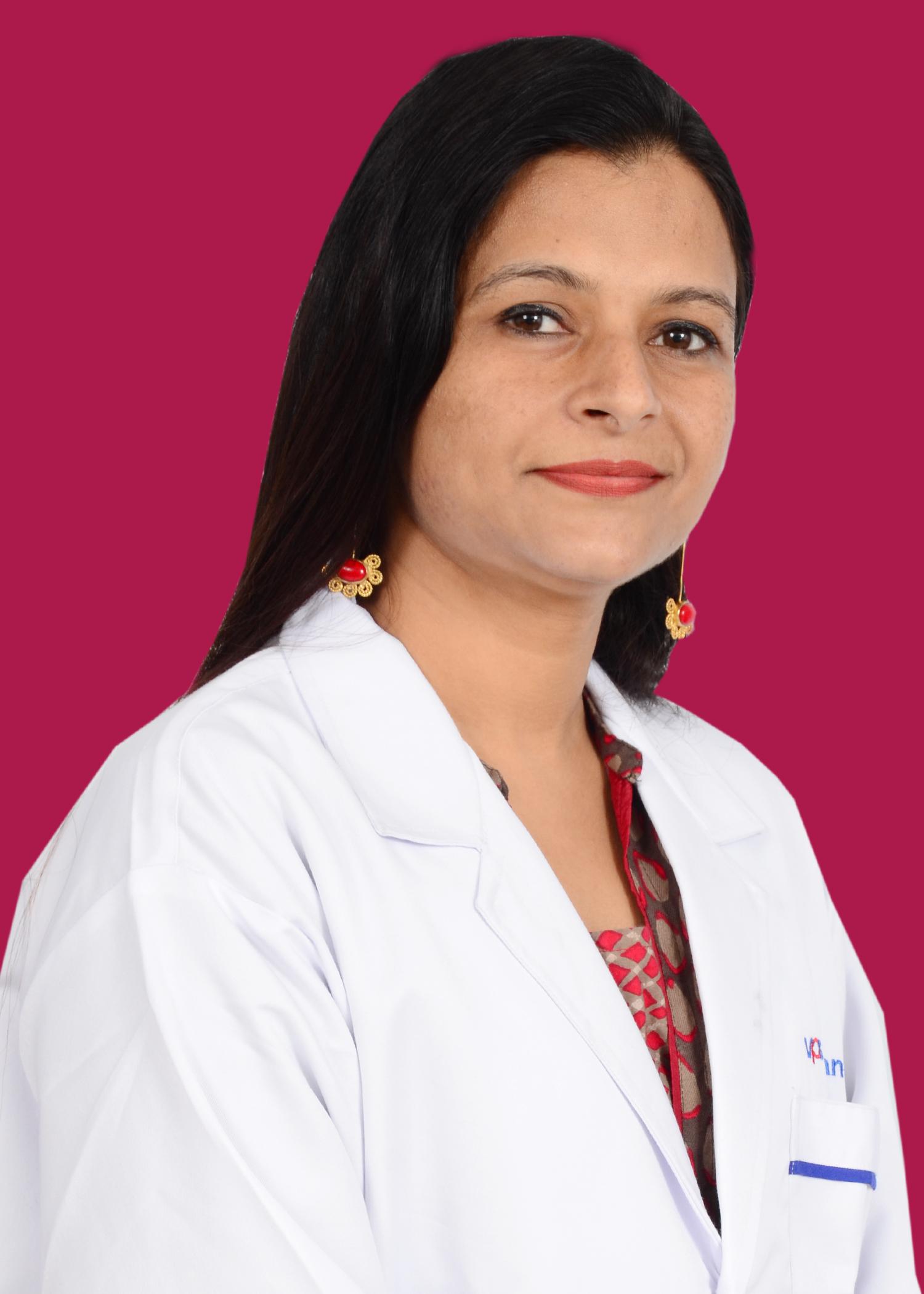 DR PRITI MISHRA