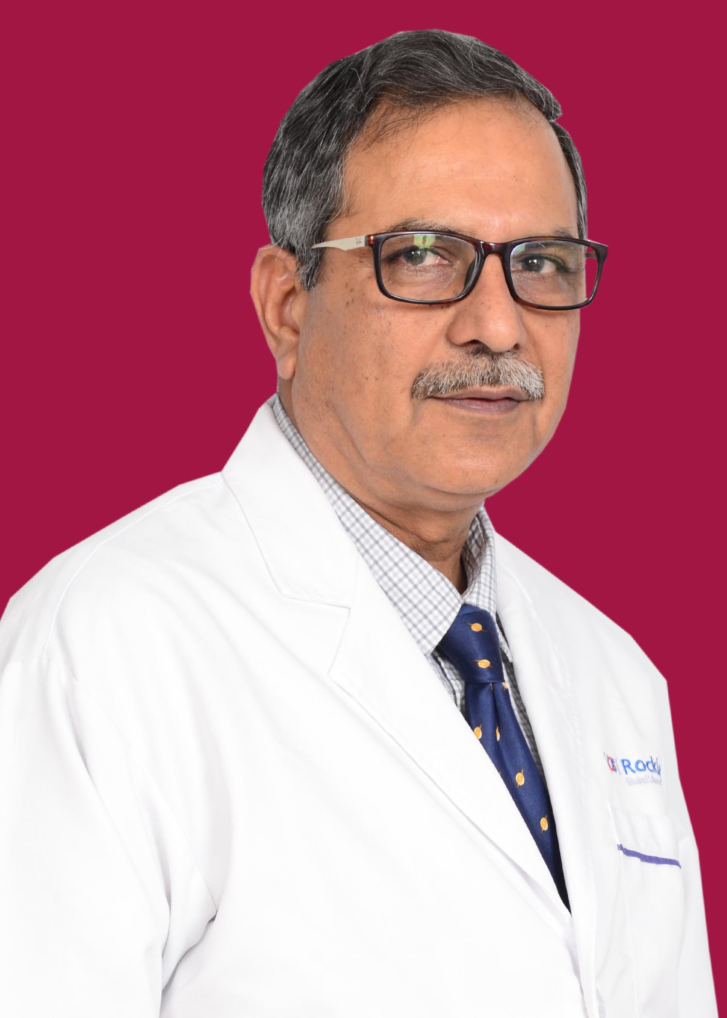 Dr Suresh Chhabra