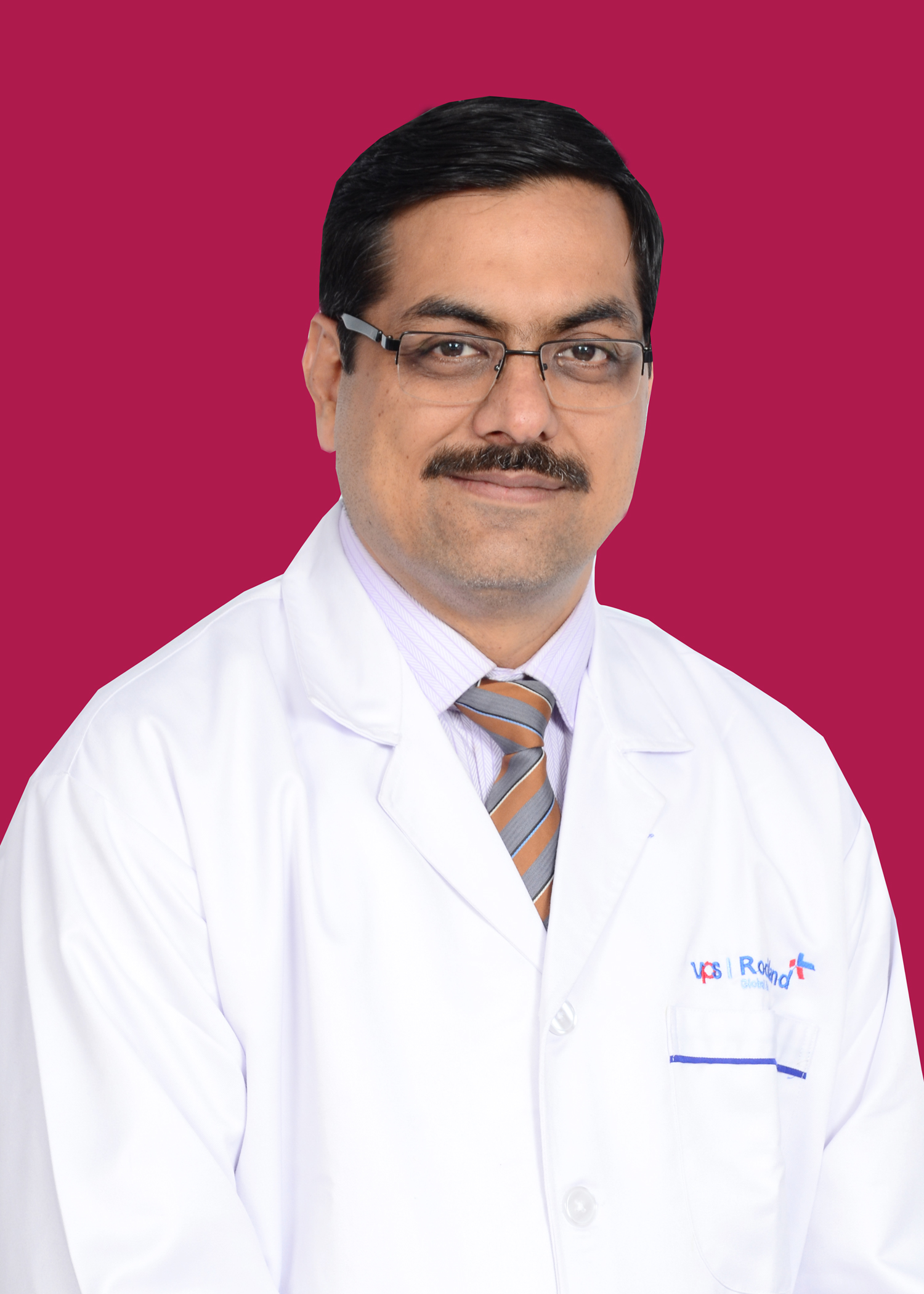Dr Vineet Kawatra