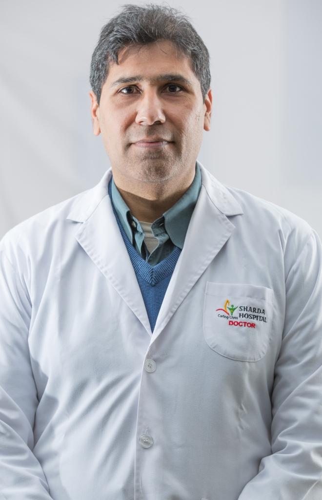 Dr Vikram  Singh