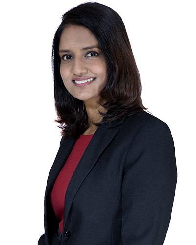 Dr Vanitha Hema  Ratnalingam