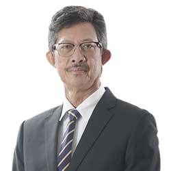 Prof Dato Dr Haron  Ahmad