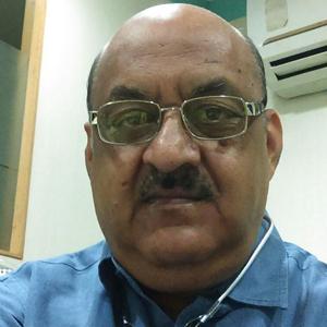 Dr Rajesh Sachdev