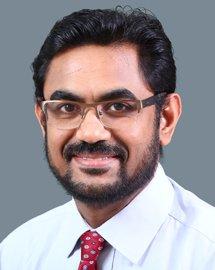 Dr Ranjith P K