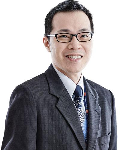 Dr Raymond Chua Leong  Chai