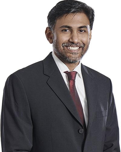 Dr Ronald Arun  Das