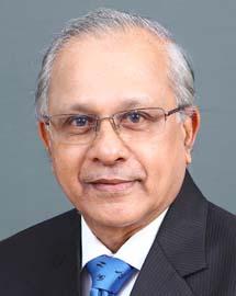 Prof Dr Sahasranam  K V