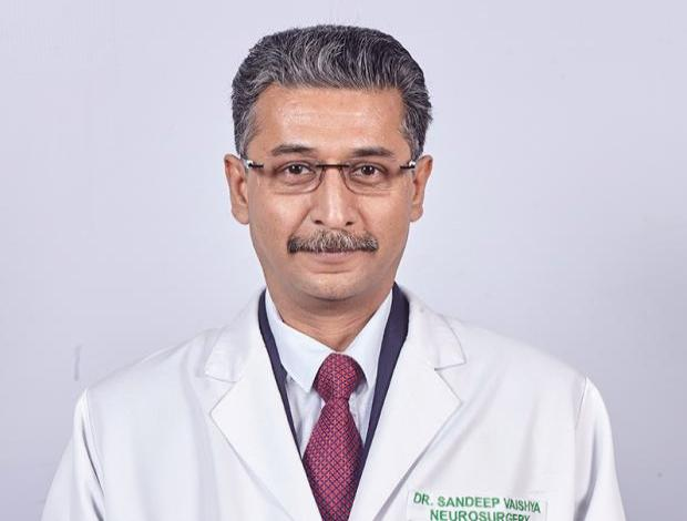 Dr Sandeep  Vaishya