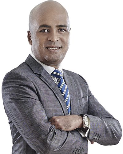 Dr Sanjeev Ananthan Al E  Yawanarajah