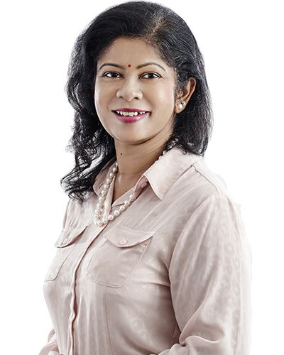 Dr Shyamala AP  Poosparajah