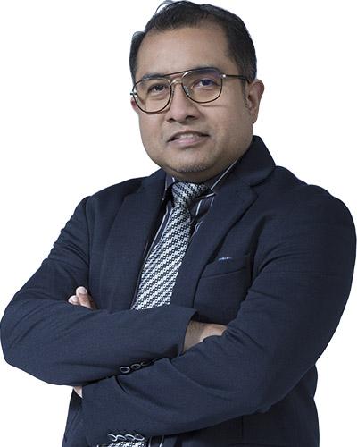 Dr Tharmaraj T  Renganathan