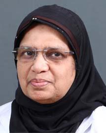 Dr Subaida Ks