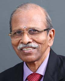 Prof Dr Sugathan P