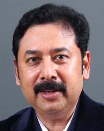 Dr Sunil George
