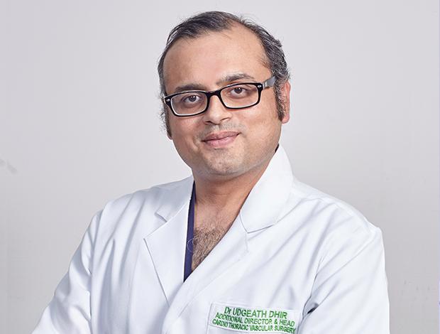 Dr Udgeath  Dhir