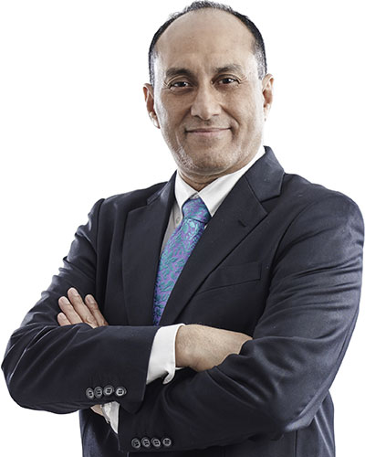 Dato Sri Dr Zulkharnain B  Ismail