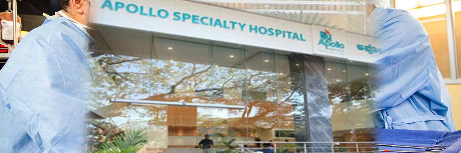 APOLLO SPECIALITY HOSPITAL,JAYANAGAR