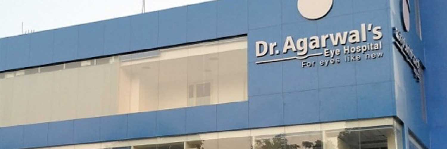 DR. AGARWAL'S EYE HOSPITAL,CHENNAI