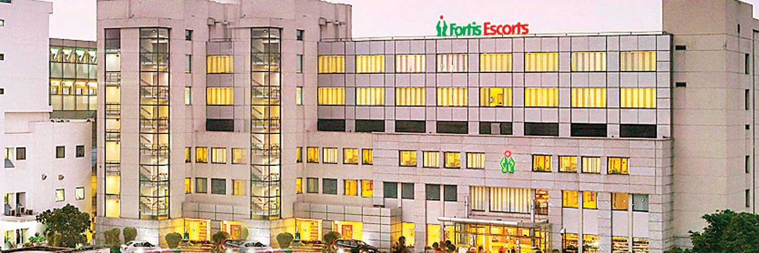 FORTIS ESCORTS HEART INSTITUTE & RESEARCH LTD