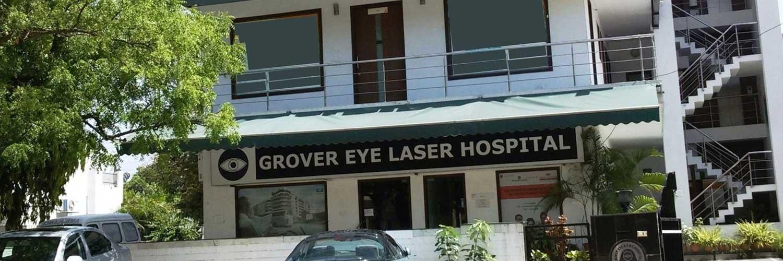GROVER EYE LASER & E. N. T. HOSPITAL