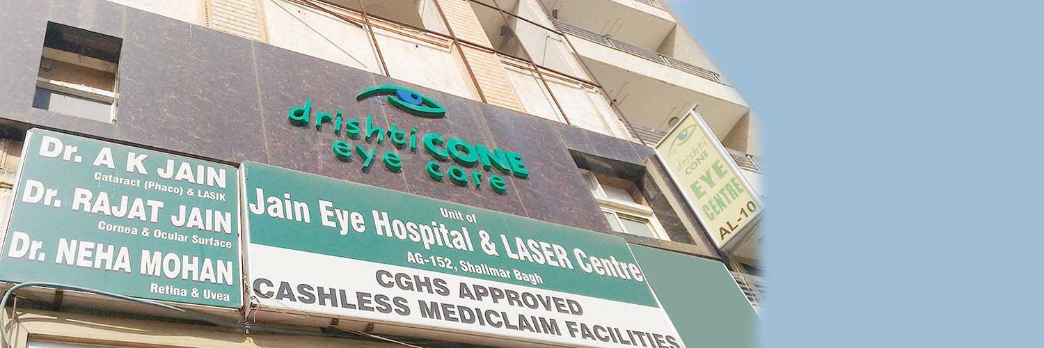 JAIN EYE HOSPITAL AND LASER CENTRE