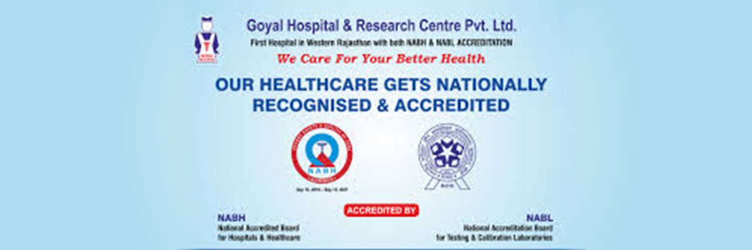 GOYAL HOSPITAL & RESEARCH CENTRE PVT. LTD.