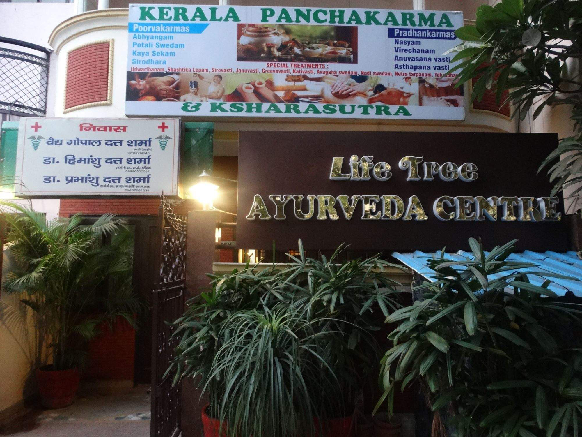 LIFE TREE AYURVEDA CENTRE